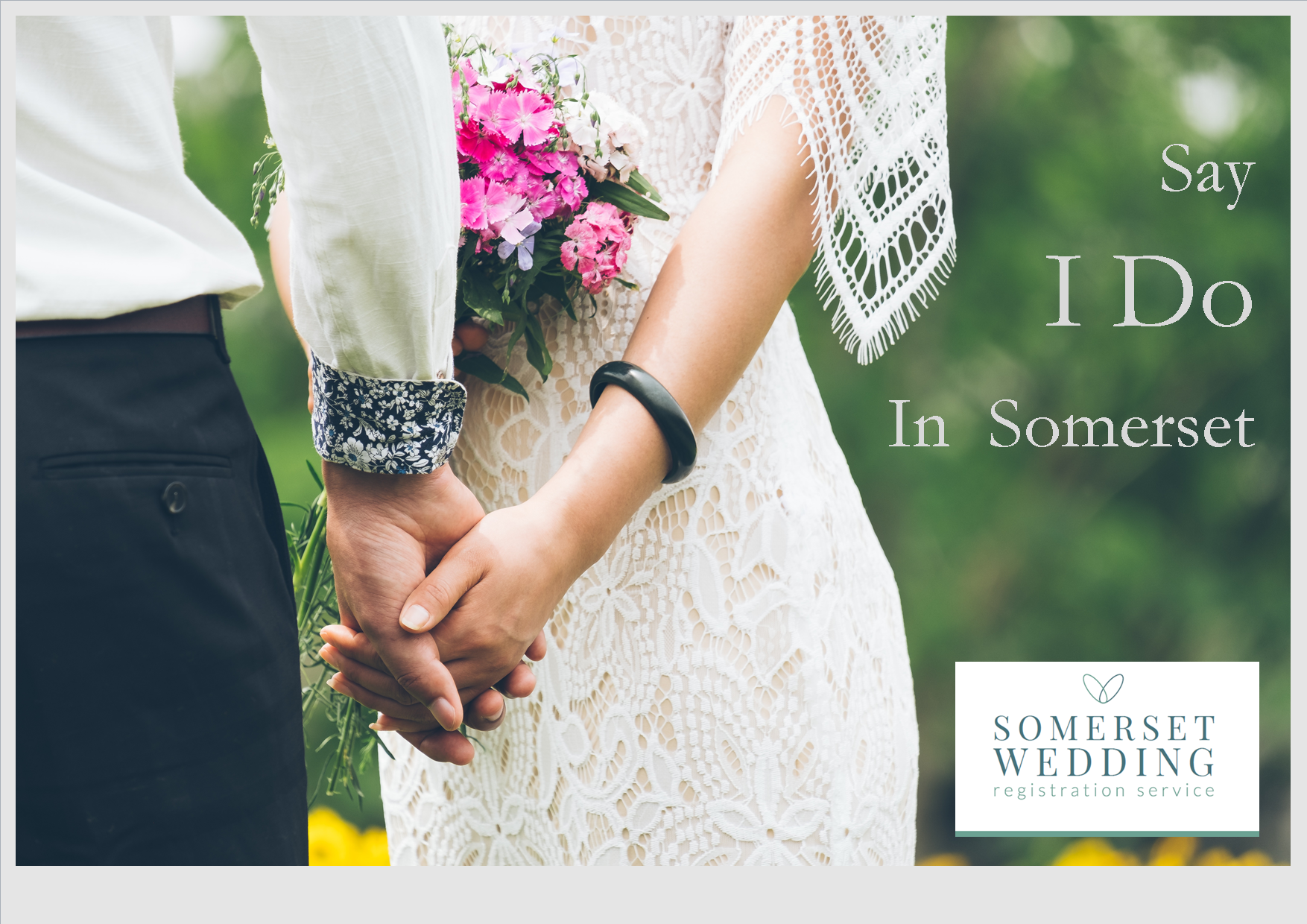 I DO: New website for Somerset weddings
