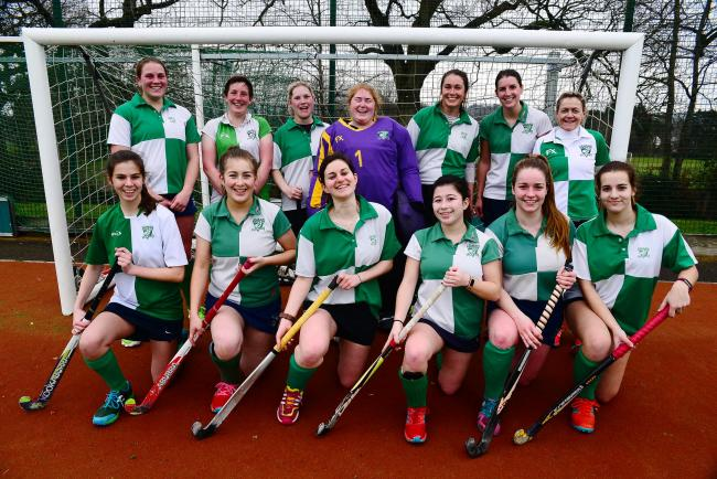 CHARD LADIES: Back row - Tess Down, Lou Wrightson, EJ Hines, Hannah McGown, Kate Phillips, Lyndsay Blackshaw, Natalie Slade; front row - Kerryn Mullis, Sasha Taylor, Amy Goss, Misha Taylor, Emma Cridland, Abbi Wheaton.