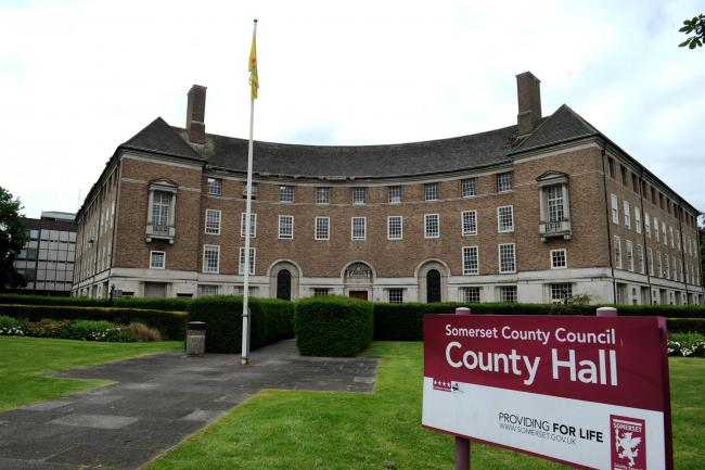 CHANGES: The county council voted to appoint a new chairman, which is Cllr Nigel Taylor, who was elected to the authority in 2017