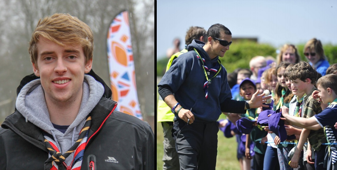 Chard man to represent UK as 3,000 scouts and guides head for Netherlands
