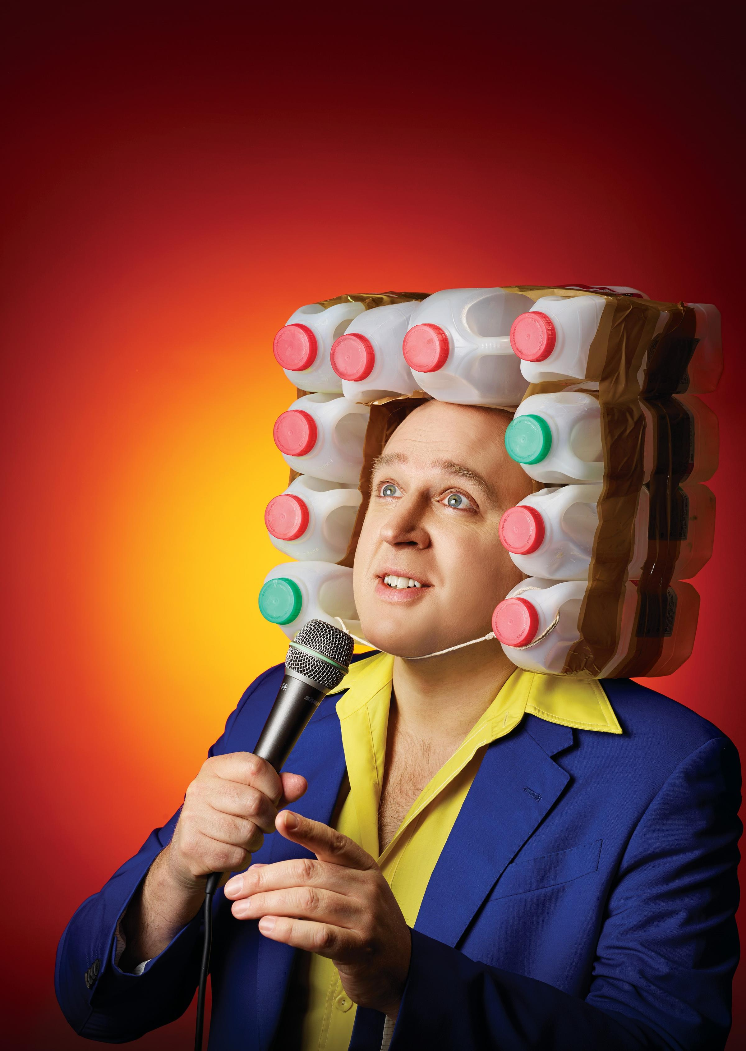 BIG INTERVIEW: Tim Vine talks to the County Gazette ahead of his show in Yeovil