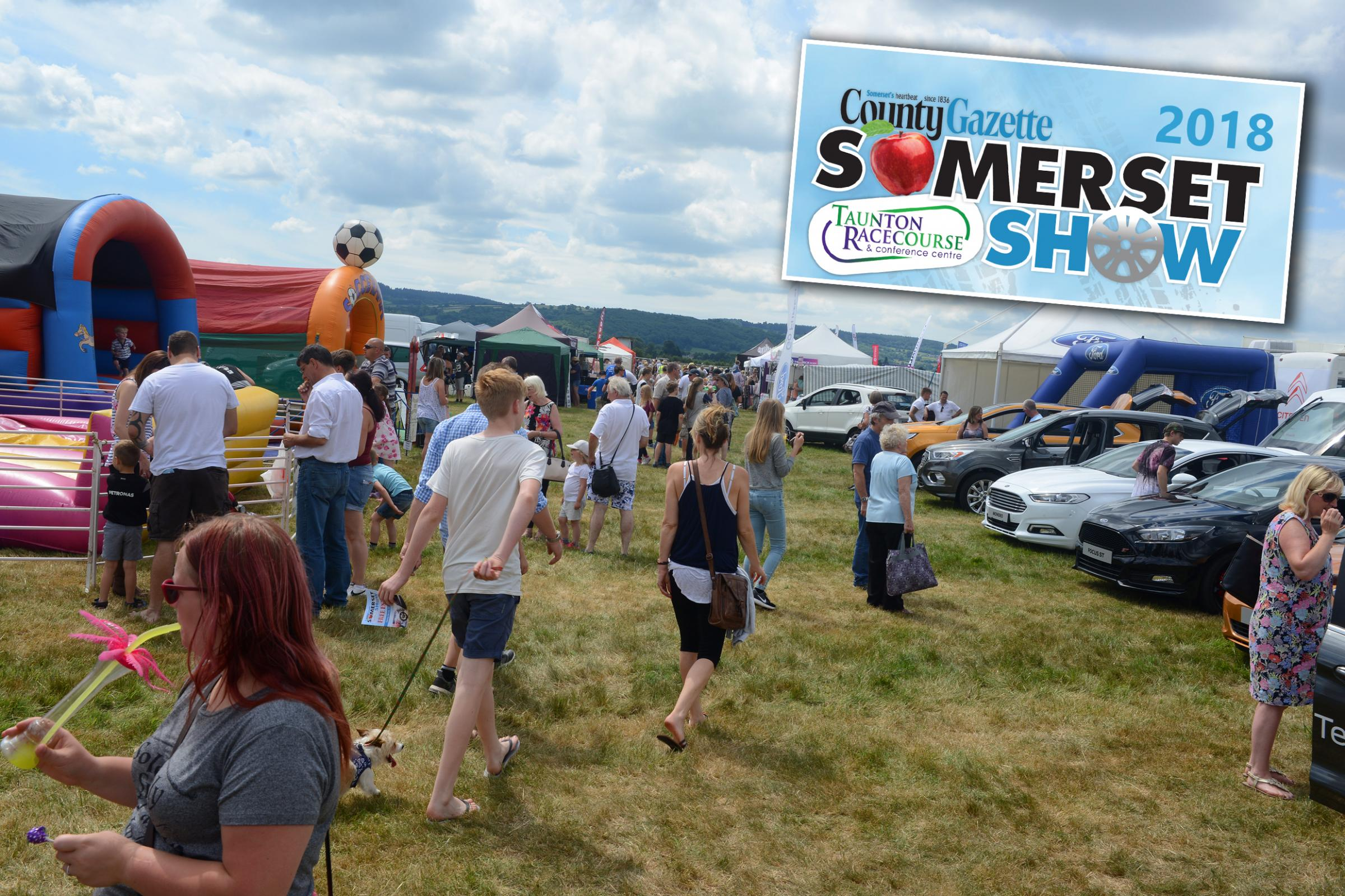 FREE FAMILY DAY: The County Gazette Somerset Show