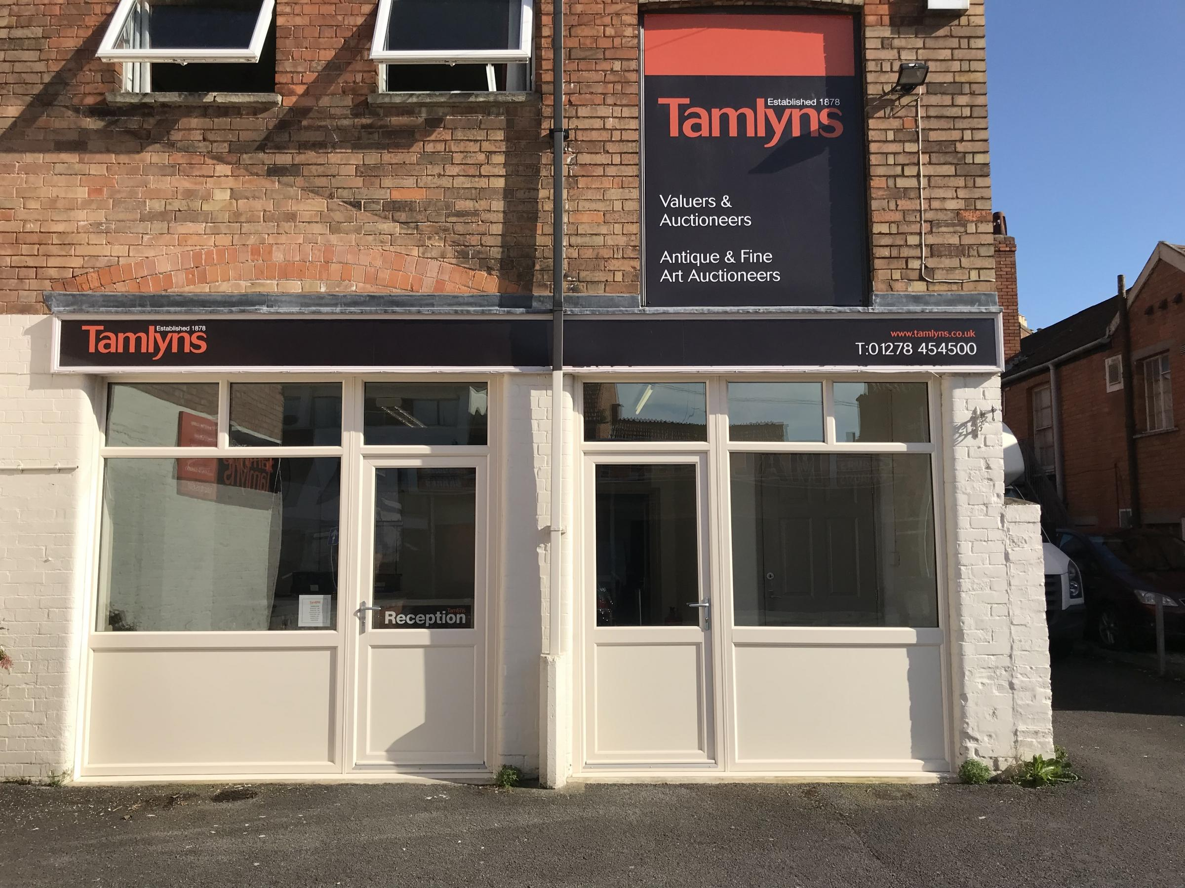 AUCTIONS: Tamlyns Auction Rooms in Bridgwater