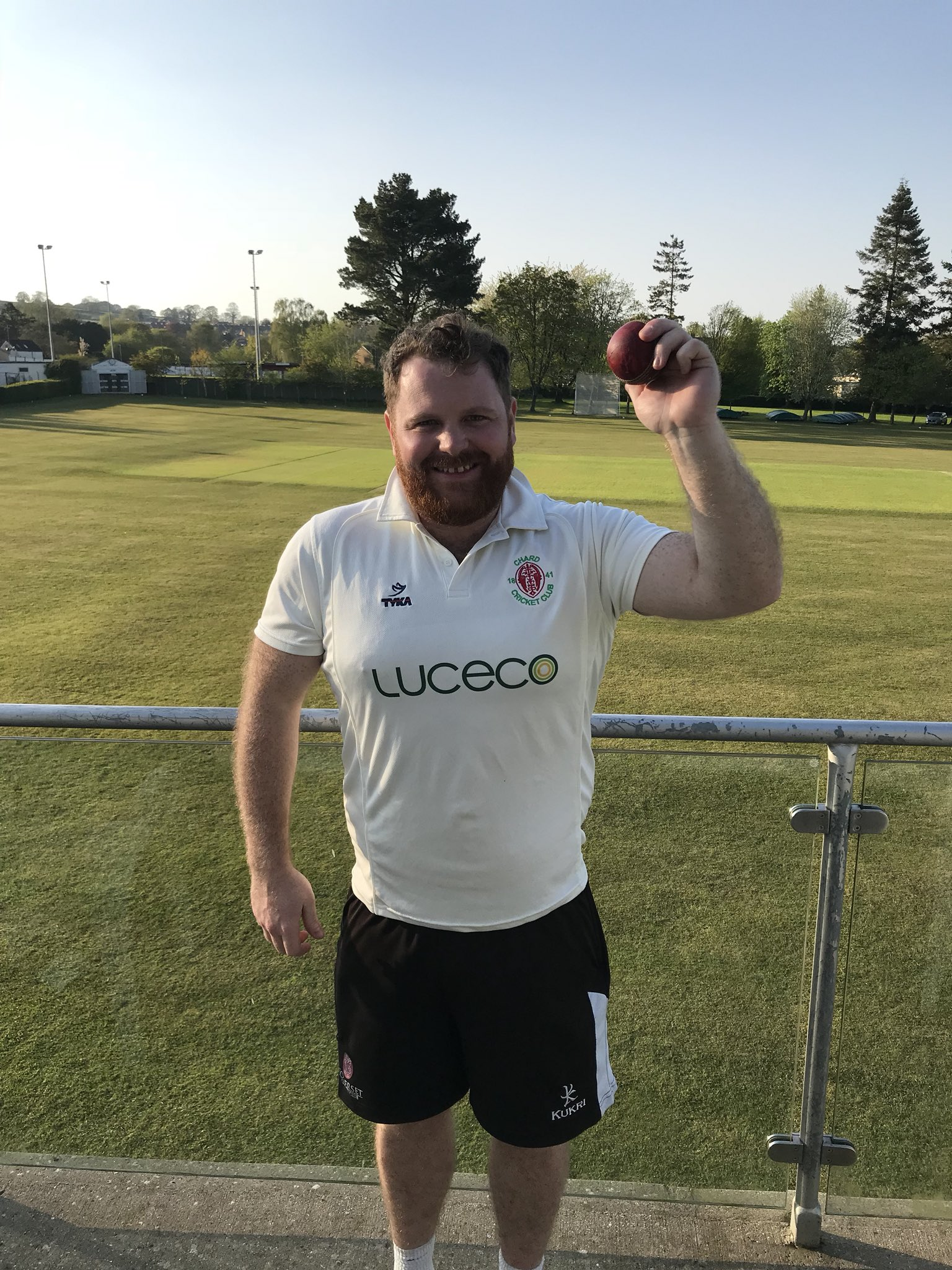 SIX WICKETS: Chris Scott was the star again for Chard, while Jon Dalwood chipped in with four more wickets.
