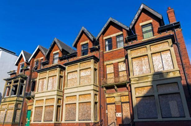 VACANT: Empty homes could be be charged double the level of council tax (stock image)
