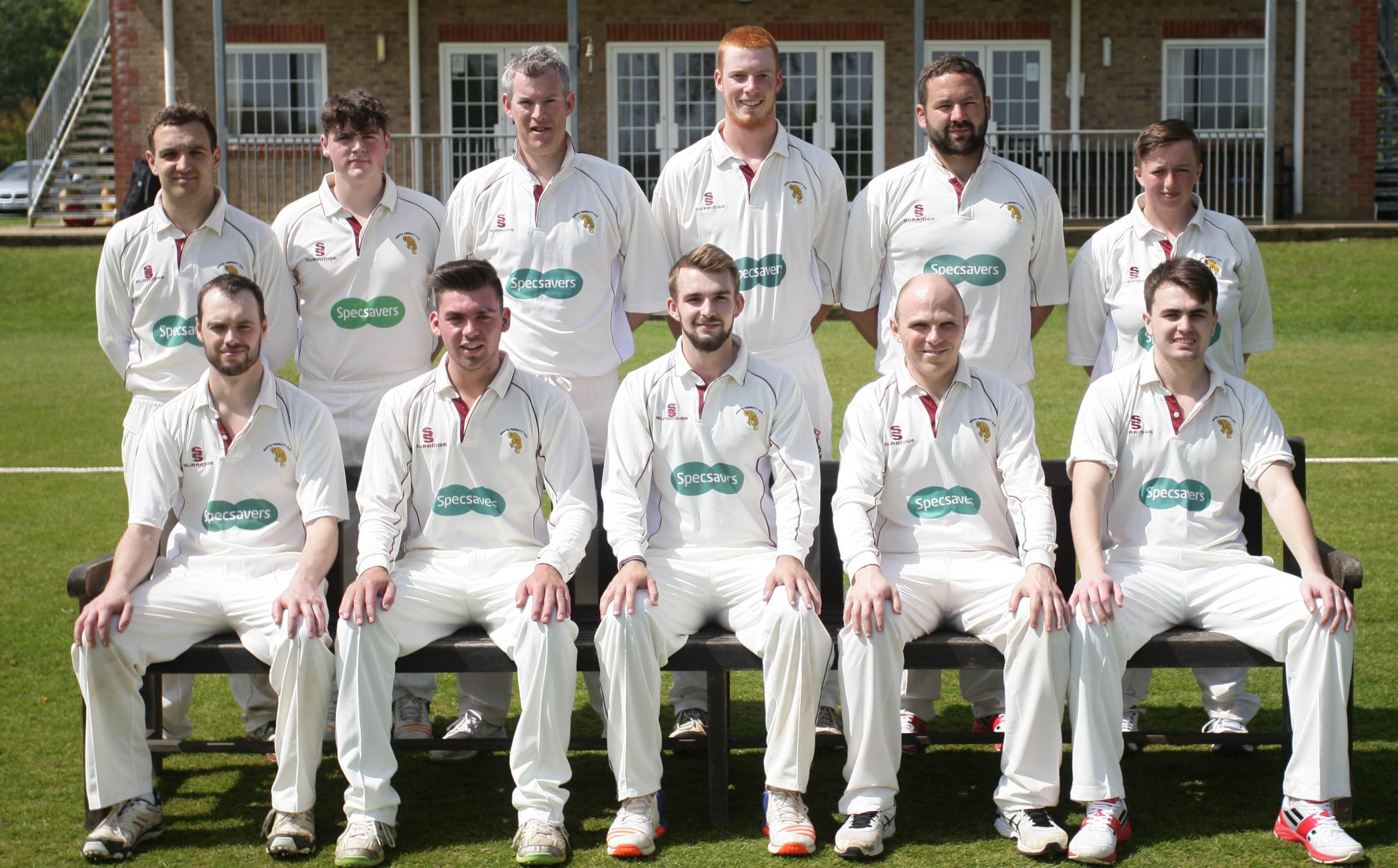 CHAMPIONS: North Perrott won the WEPL Somerset title