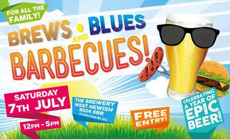 Brews, Blues and Barbecues! Beer and Music Festival