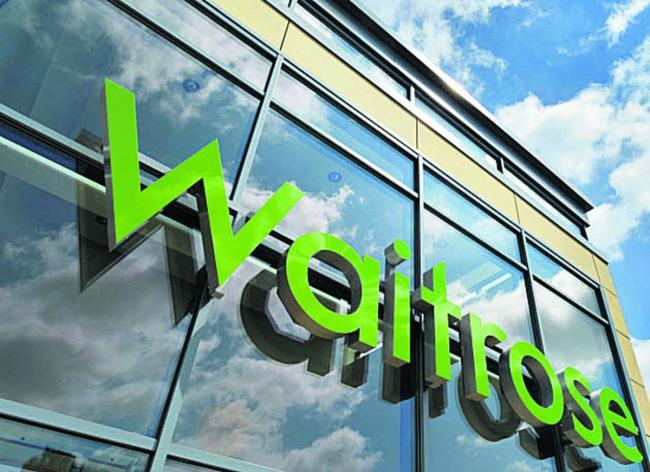 PLASTIC CUT: Waitrose cut 1,300 tonnes of black plastic from its products in 2018