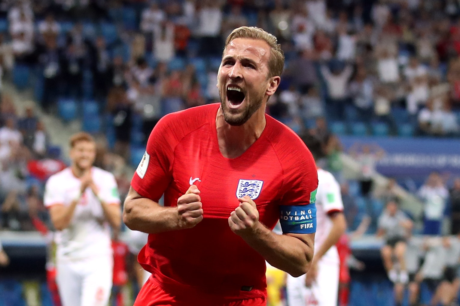 Will Harry Kane lead England to another victory in their World Cup game against Panama on Sunday?
