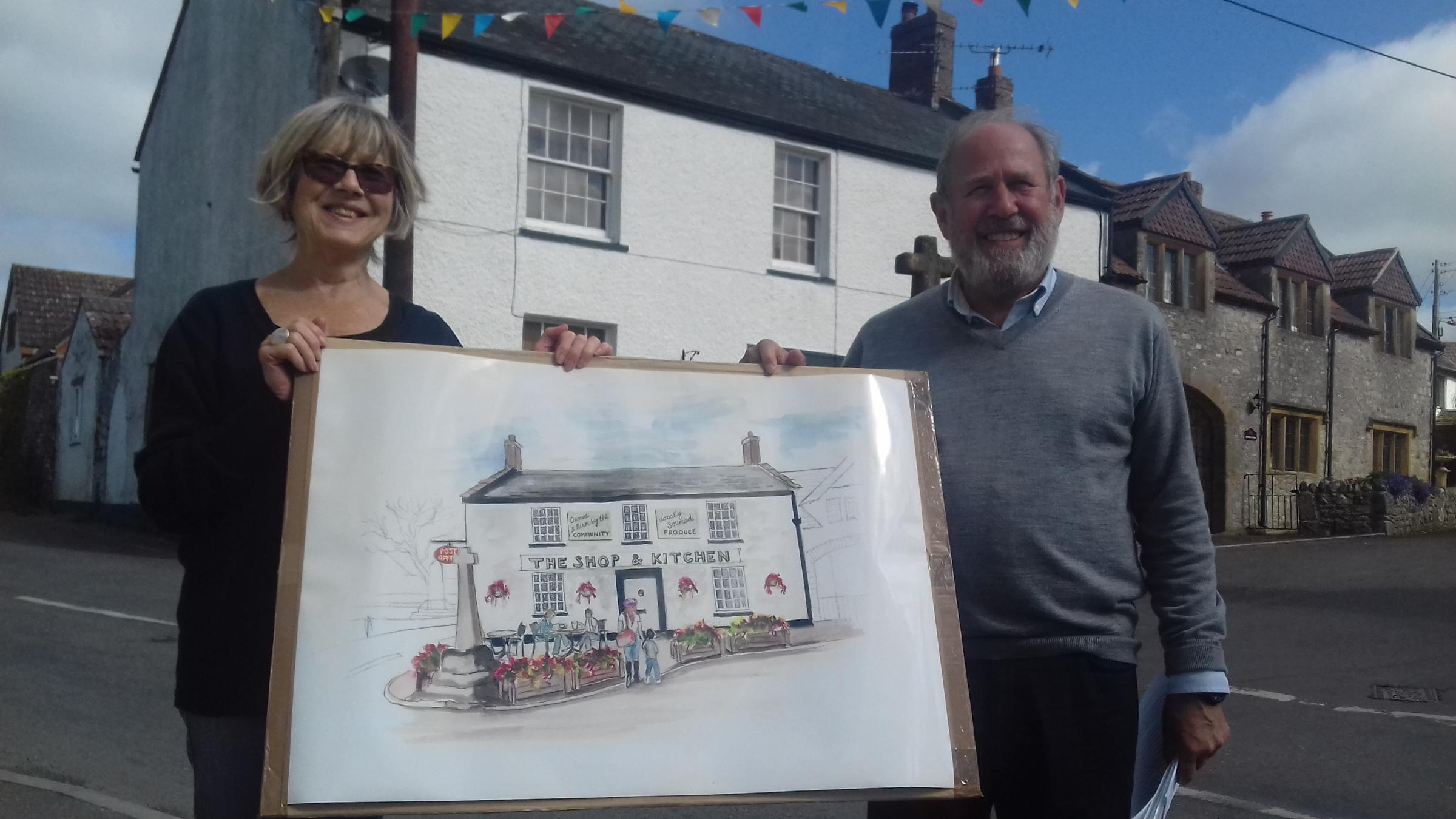 Final hurdle for village shop after epic £300,000 fundraising