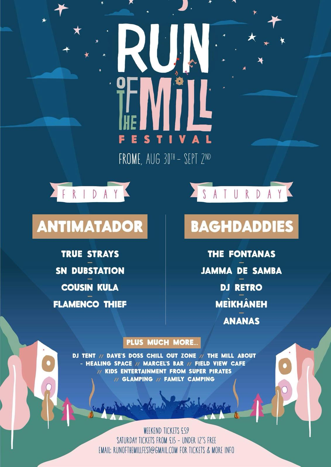 Run of the Mill Festival