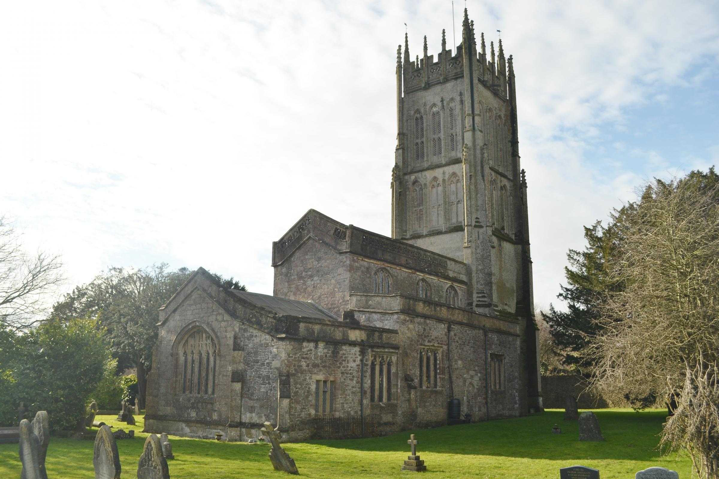 East Mendips Churches Heritage Trail