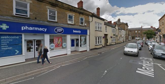 Drug addict who stole from Crewkerne Boots sentenced