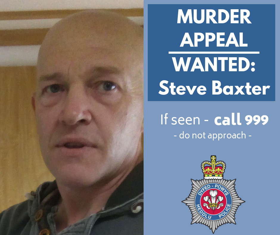 WANTED: Steve Baxter