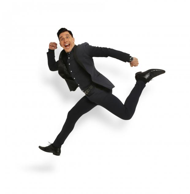 Chard & Ilminster News: Russell Kane: The Fast and the Curious