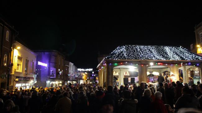 Ilminster Victorian Evening is CANCELLED - but Christmas lights will still go up