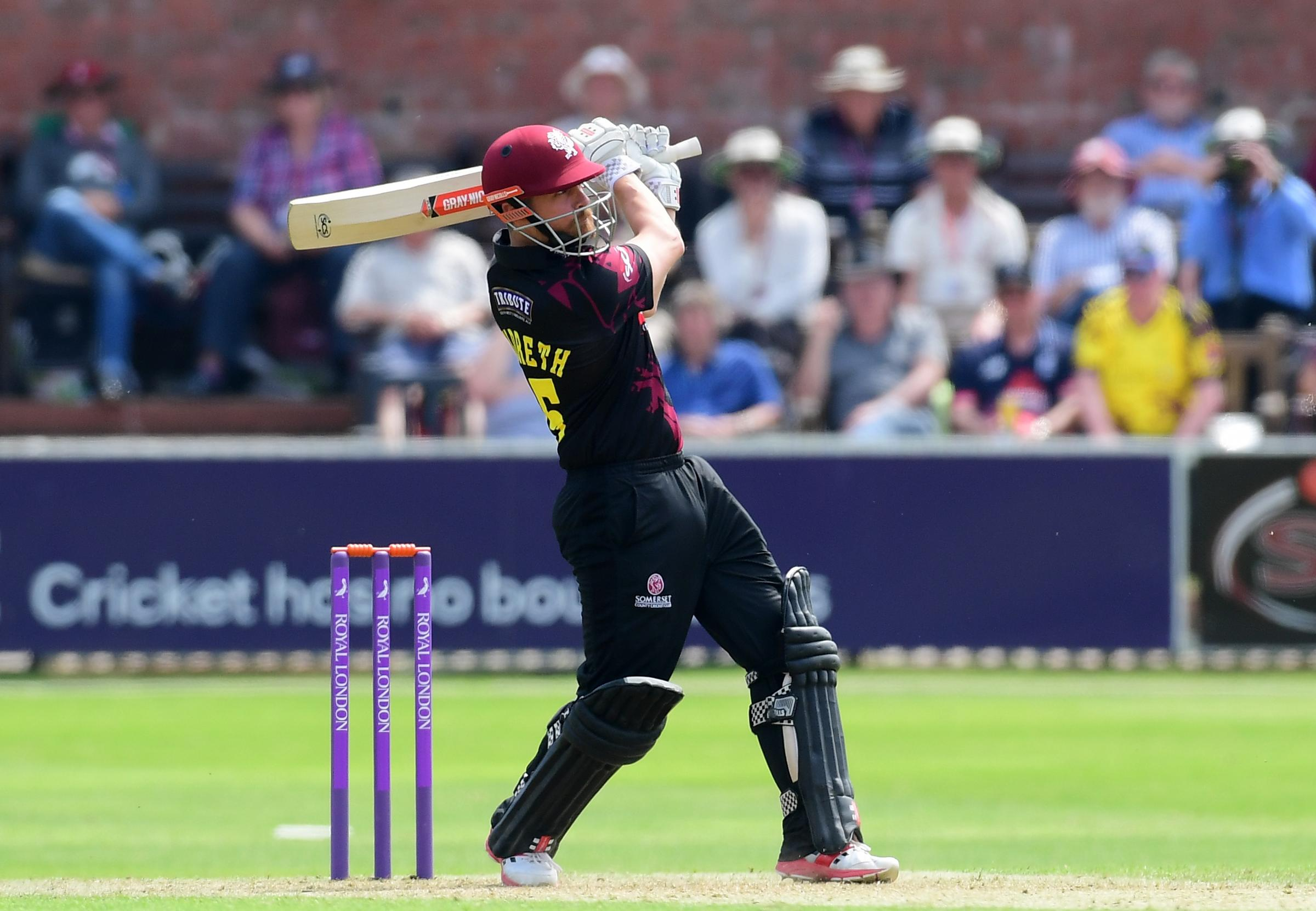 ANNOUNCEMENT: Somerset's T20 Blast schedule has been revealed. Pic: SCCC