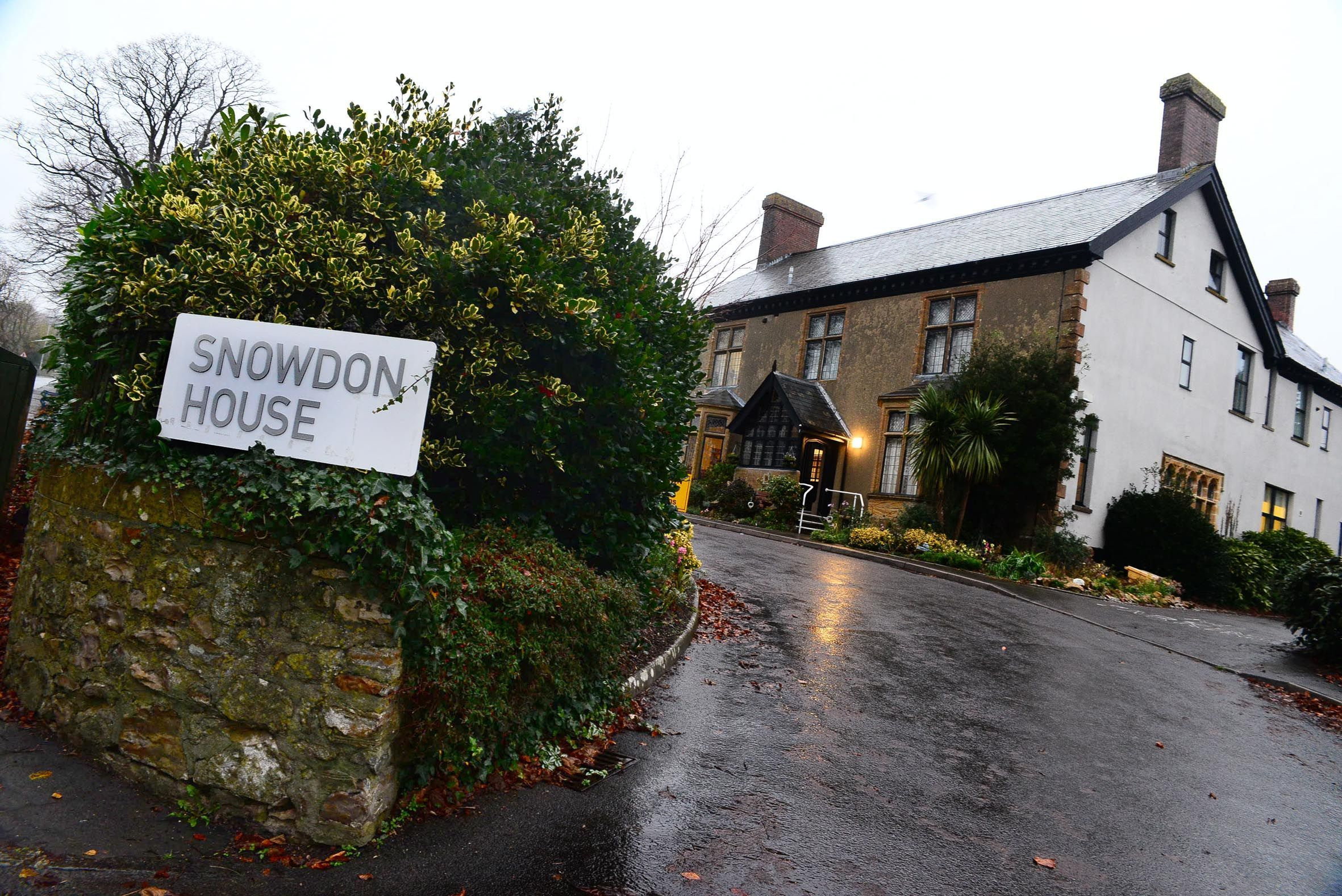 CUTS: Residents at Snowdon House in Chard were shocked when they learnt the Extra Care service would be cut