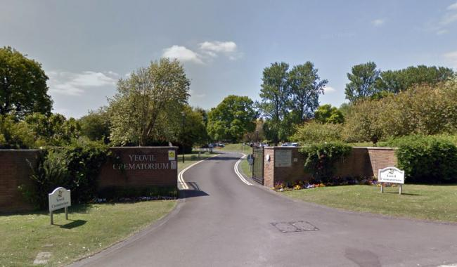 CEREMONY: Planned for Yeovil Crematorium. PICTURE: Google Street View