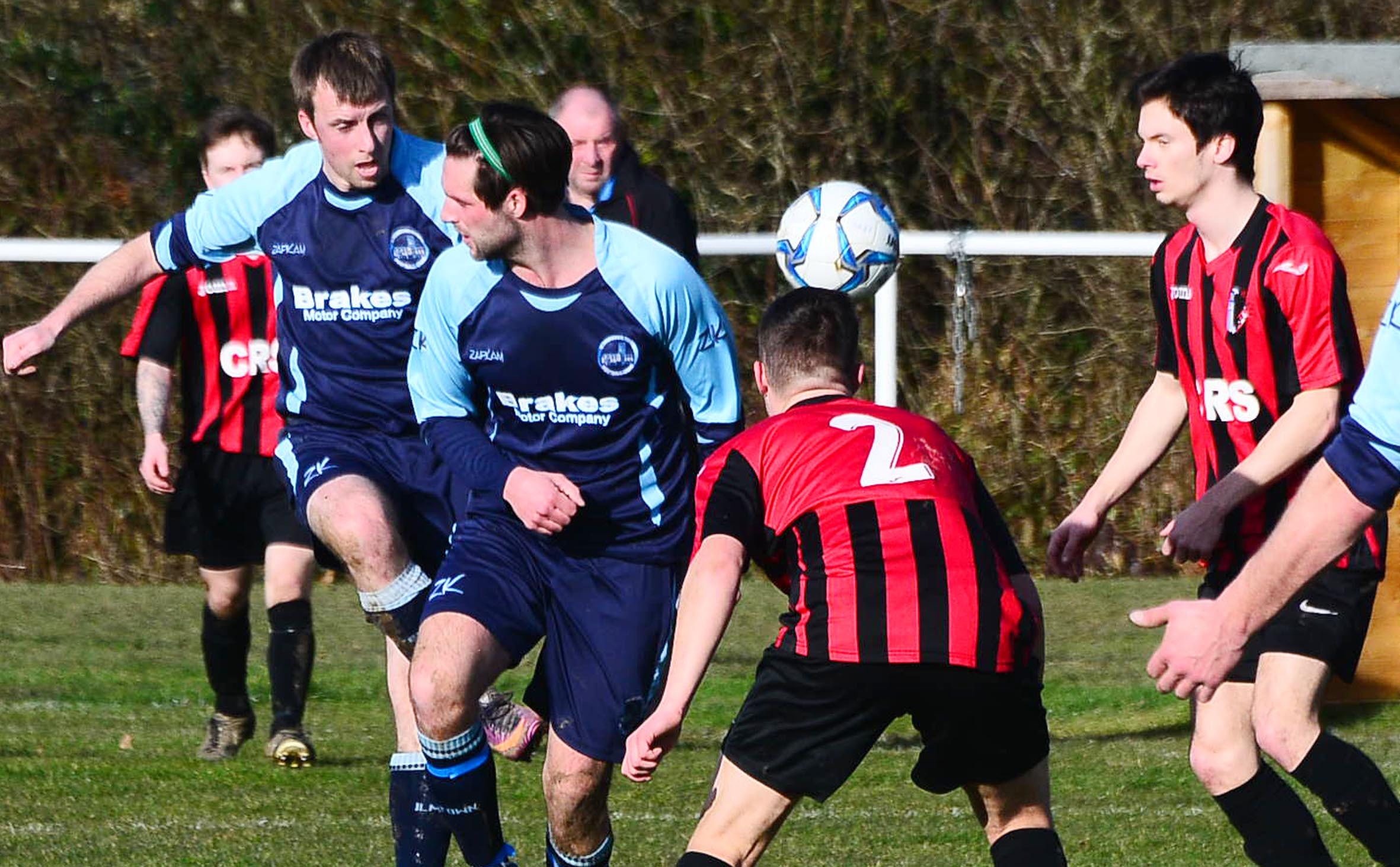MILESTONE: Alex Paul scored against Worle to move second in Ilminster's all-time scoring list