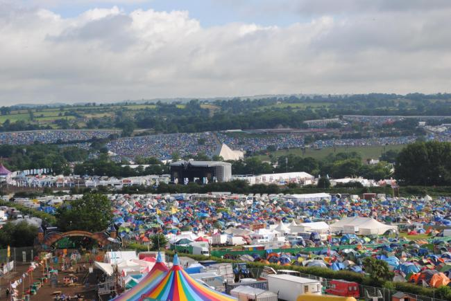 AXED: Killdren have been axed from The Glastonbury Festival line up. PICTURE: Paul Jones