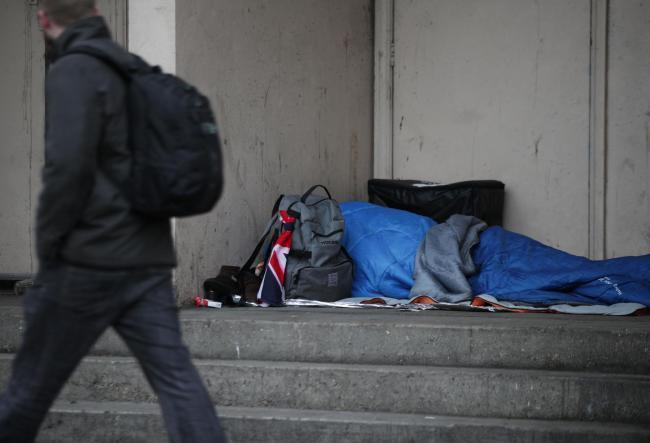 Advice has been issued about how to help rough sleepers this winter.