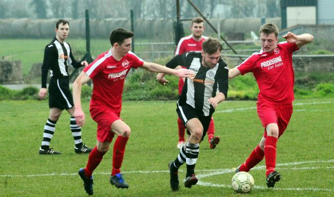 VICTORY: Combe St Nichlas progressed in the cup