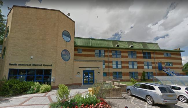 South Somerset District Council Hq In Yeovil. CREDIT: Google Maps