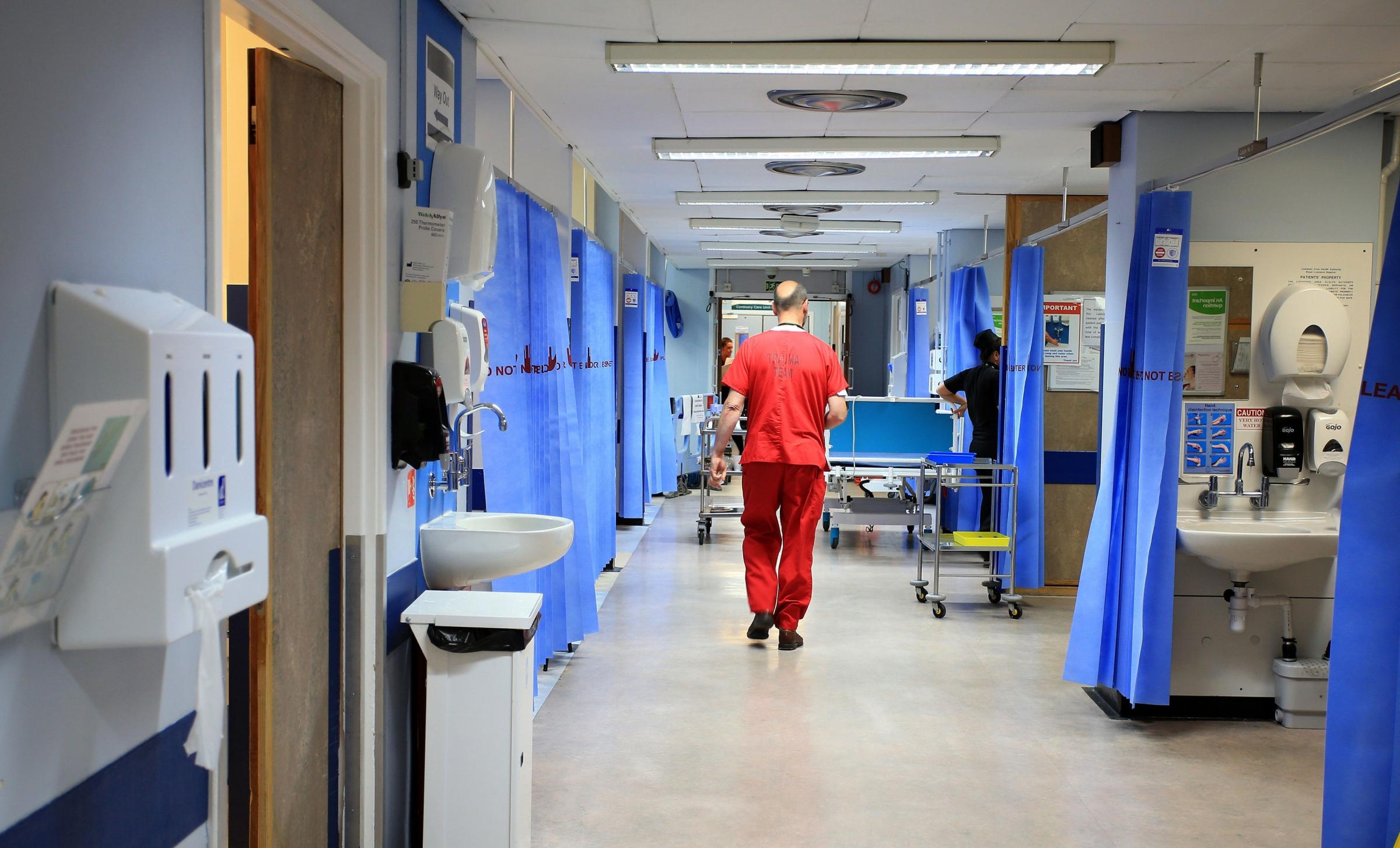CHANGES: The NHS is planning to ditch the four-hour A&E waiting times target and replace it with a raft of new measures