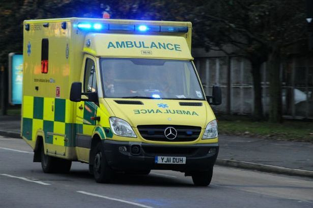 South West Ambulance Gv