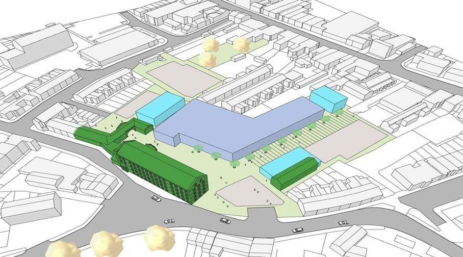 Consultation on Chard swimming pool plans | Chard ...