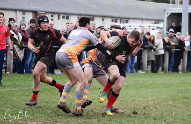 CRUNCH: Chard RFC have a must-win game on Saturday. Pic: Gary Bide Photography