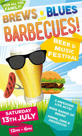 Brews, Blues & Barbecues 2019