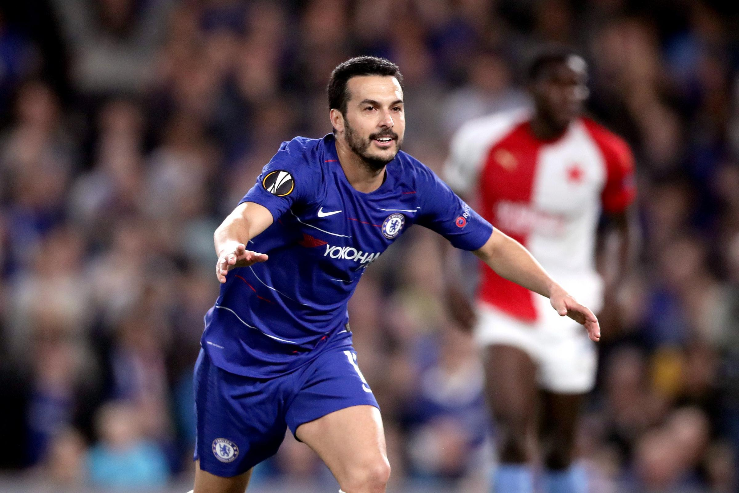 Chelsea v Slavia Prague – UEFA Europa League – Quarter Final – Second Leg – Stamford Bridge