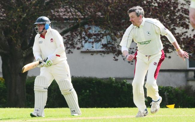 IMPACT: Crewkerne 2nd XI bowler Gary Fry took three wickets away to Wellington 3rds last Saturday. Pic: Steve Richardson