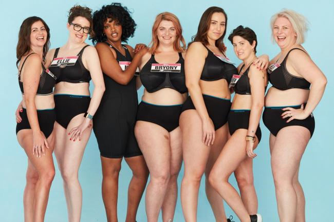 Runners invited to celebrate their bodies whatever their shape