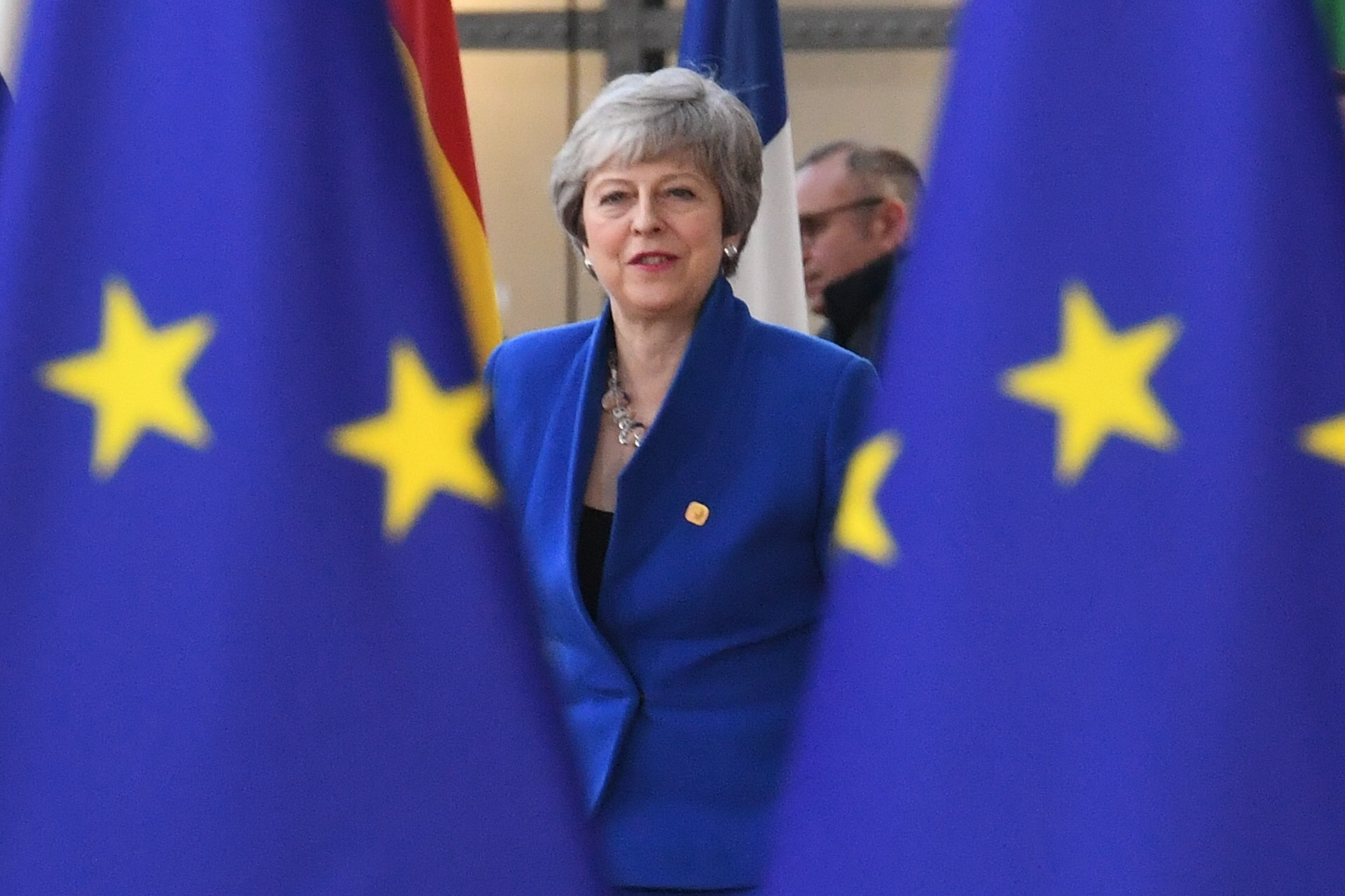 Theresa May, as the dying days of her premiership will be dominated by the issue of Europe