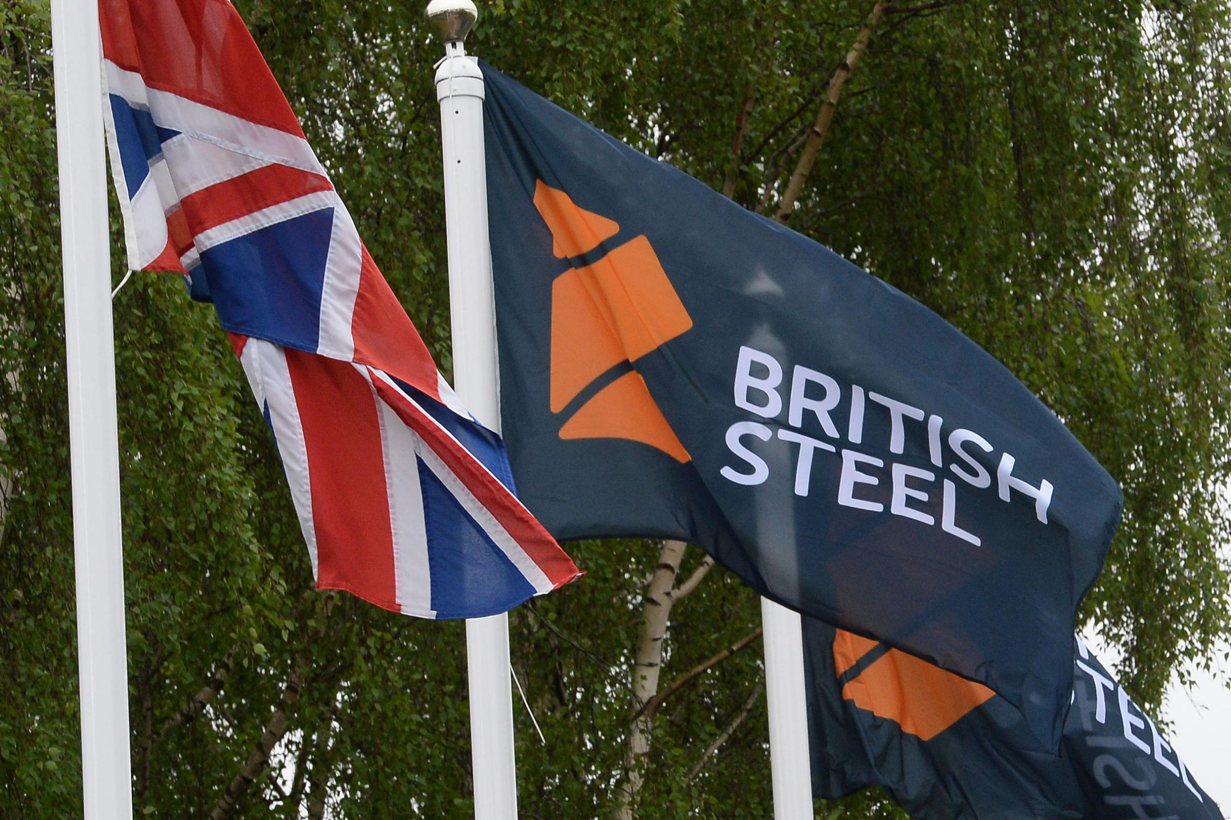 British Steel employs more than 4,000 workers, mainly in Scunthorpe