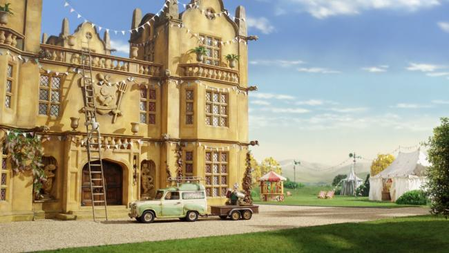 WALLACE & GROMIT: Get inspired at Montacute House runs from May 23 until November 4 2019