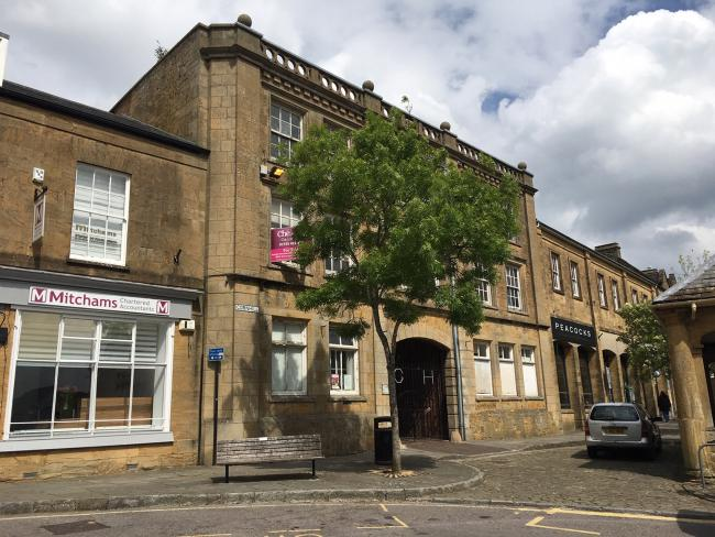 LANDMARK: The iconic Gooch and Housego building in Ilminster