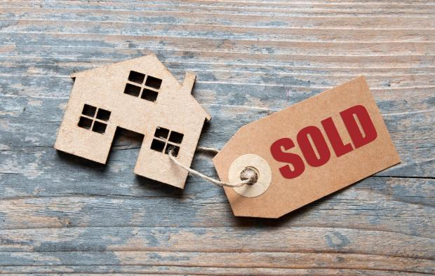 Chard & Ilminster News: SOLD: Beware the pitfalls of buying and selling. Picture: iStock/PA