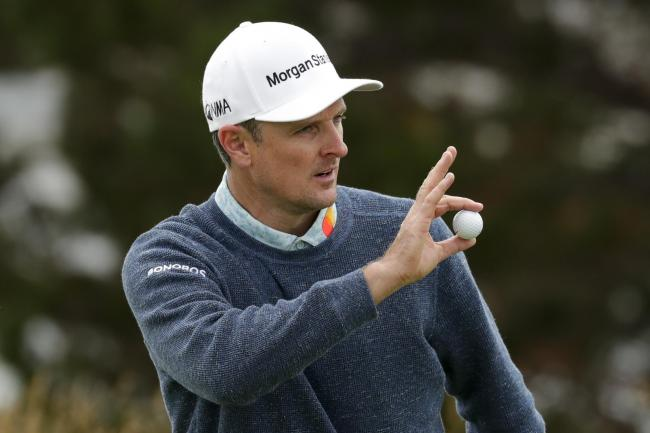 Justin Rose is one shot off the lead heading into the final round of the US Open
